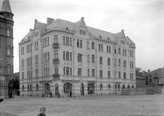 Laukontorin jugendrakennus - Laukonhelmi (Kuvaaja Juho Holmstén-Heiniö)