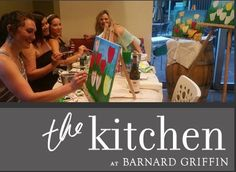 Paint Night in the Kitchen at Barnard Griffin - Syndical - http://syndical.com/paint-night-in-the-kitchen-at-barnard-griffin-syndical-4/