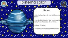 SISTEMA SOLAR (10) Solar System, Projects For Kids, Activities For Kids, Acting, Spanish, Universe, How To Plan, This Or That Questions, Montessori