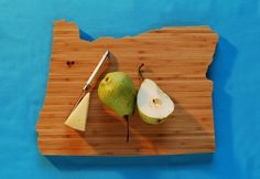 AHeirloom's Oregon State Cutting Board by AHeirloom on Etsy, $48.00    Yep, so getting this for someone for Xmas