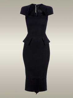 Roland Mouret   Titanium Dress   Signature Collection