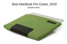 Maxwell Sleeve by WaterField Designs | via @GottaBeMobile | https://www.sfbags.com/products/maxwell-macbook-sleeve
