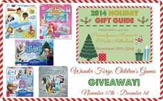 Housewife on a Mission: Disney Children's Games by Wonder Forge {Giveaway}   2014 Holiday Gift Guide