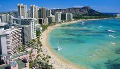 Hawaii, A Travel Guide - Circle The Globe Travel Kailua Beach, Waikiki Beach, Oahu, Honolulu Hawaii, Honolulu International Airport, Hawaii Travel Guide, Visit Hawaii, Perfect Wallpaper