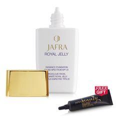Save on Royal Jelly Radiance Foundation