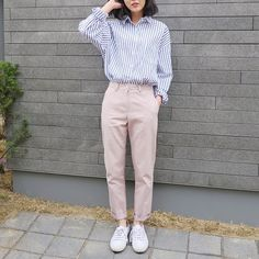 Minimal with pastel colours
