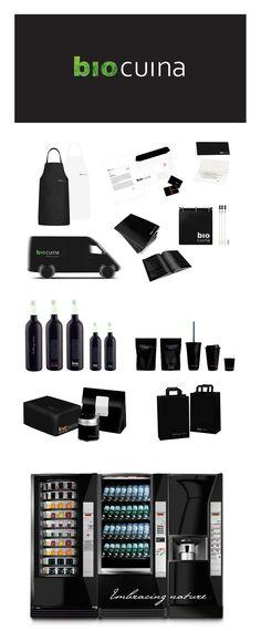 Фирменный стиль для «BioCuina» - Разработка фирменного стиля   для ресторана «BioCuina»  на конкурсной основе