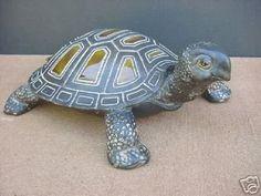 FREEMAN MCFARLIN Pottery Animals, Ceramic Animals, Clay Animals, Clay Turtle, Ceramic Turtle, Turtle Time, Turtle Figurines, Native American Flute, Rock Sculpture