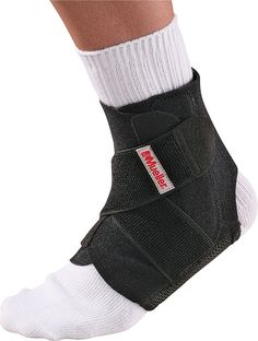 Mueller Adjustable Ankle Stabilizer, Black, One Size -- Check this awesome product by going to the link at the image.