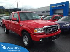 Used 2010 Ford Ranger RWD V6 Auto w/ Tonneau Cover for sale - Coquitlam - Eagle Ridge Chevrolet Buick GMC  http://inventory.eagleridgegm.com/used http://facebook.com/eagleridgegm http://twitter.com/eagleridgegm