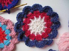 ElenaRegina wool: fiore japanese