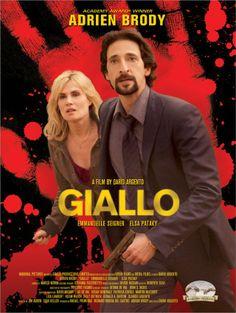 Giallo - 2009 - DVDRip Film Afis Movie Poster