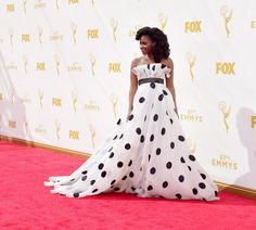 Teyonah Parris | All The Looks From The 2015 Emmy Awards