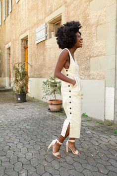 #OOTD: For Freddie Harrel, It's Summertime & the Linen Is Easy #RueNow
