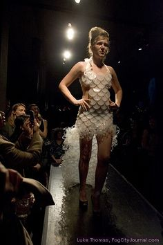 Plastic Bag Ban Day Fashion Show