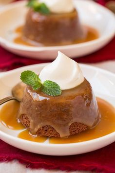 Don't you love the good old fashioned classics like this that are just like your grandma used to make? I love sticky toffee pudding cake! It may take a lit