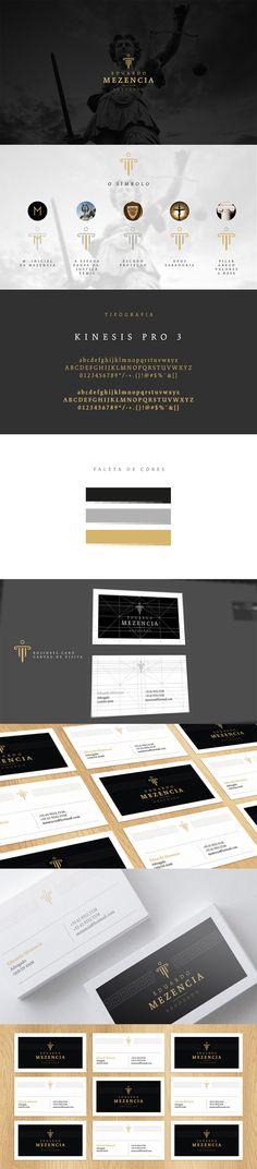 Programa de criação de marca e identidade visual para o Advogado Eduardo Mezencia. A marca foi inspirada em uma série de valores e ideias captadas durante o briefing com o cliente. Acredito que a marca fale por si só. Então, enjoy it.