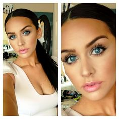 Contour Makeup Tips. This is awesome. click on read more and that is where the video is.