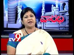 Cong leader Uppala Sarada on AP politics with NRIs - Varadhi - USA - Part 1
