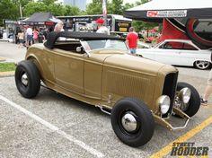1932 Ford Roadster - Street Rodder Magazine