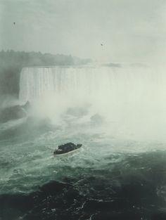 niagara falls, 1989 - andreas gursky