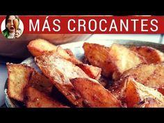 PAPAS AL HORNO CROCANTES NIVEL DIOS - YouTube
