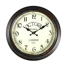 "Asense Brown Antique-look Round Circle Wall Clock ""Victor... http://www.amazon.com/dp/B019WSK6J0/ref=cm_sw_r_pi_dp_sQJkxb12BCSY8"