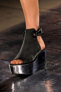 Rag & Bone- I've always loved a good platform shoe