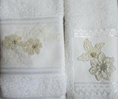 Toalhas de lavabo -dapazfreiha@hotmail.com