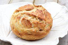 Hämmentäjä: Ranskalainen viikuna-pähkinäleipä, pain aux figues Flan, Bread, Fig Bread, Pudding, Creme Brulee, Brot, Baking, Breads, Buns