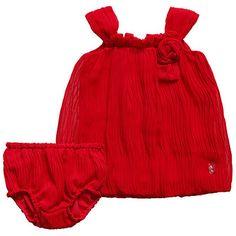 Stunning silk dress from Baby Dior <3