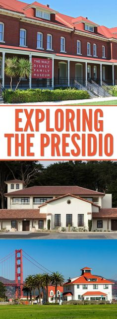 The Presidio in San Francisco is an urban park with rich history. The 1500 acre park boasts miles of trails, historic buildings, scenic overlooks, beaches, museums and more! Urban Park, World Traveler, Museums, Family Travel, Acre, Beaches, Travel Destinations, Buildings, San Francisco