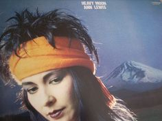 """'83年のアン・ルイス9枚目のアルバム""""HEAVEY MOON"""" Ann Lewis"""