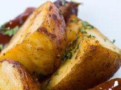 Gebakken aardappelen met gemengde groenten (3 pers.)   www.lekkerland.be