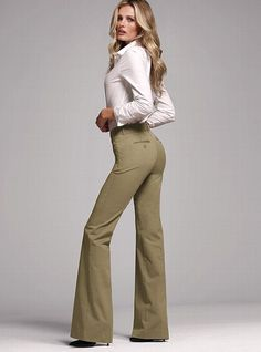 "love these pants.  Want them in white and they even come in 36"" lenghth!"