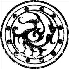 Song Il Gook, Korea Design, Korean Tattoos, Chinese Patterns, Animal Symbolism, Leather Carving, Scroll Saw, Chinese Art, Tatoos