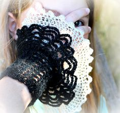 Ravelry: Capricious Cuffs pattern by Sarah jane
