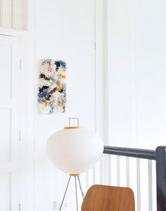 Abstract Wall Piece By Irene Hoofs