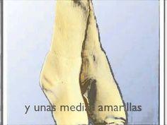"Spanish Clothing Vocabulary to tune of ""La camisa negra"""