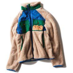 Alpine Fleece Jacket - OPEN YOUR EYES INC | Official EC Site