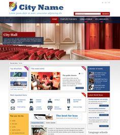 JM-City Guide Joomla Template, News Magazine Joomla Theme
