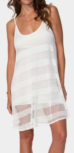 Bori Dress - this would be great for the beach or pool.