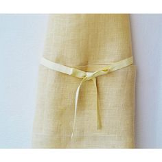 Aprons Burlap Full Kitchen Apron for Women in Beige Pink Green Orange... (1,725 INR) via Polyvore featuring home, kitchen & dining, aprons, black, home & living and linens