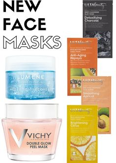 New Facial Masks To Try