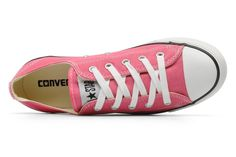 All Star Dainty Canvas Ox Converse (Roze)
