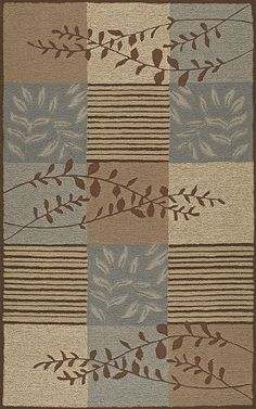 What style would you call this rug? Classic with a hint of rustic? Tell me in the comments! #WalkersFurniture
