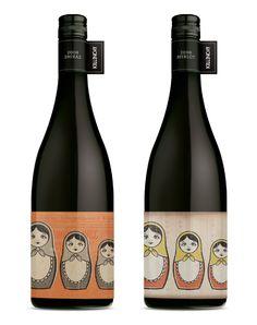 Frisky Midget Wines, Western Australia. Brand development by Studio Lost & Found –