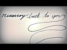 ▶ For The Foxes - Running Back To You (Lyric Video) - YouTube new favourite song