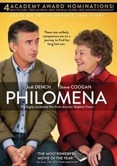 Philomena, Movie on DVD, Drama Movies, even more movies, even more movies on DVD
