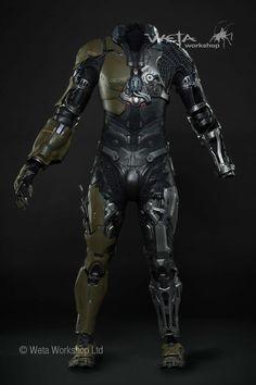 Green Goblin OSCORP Powered Suit